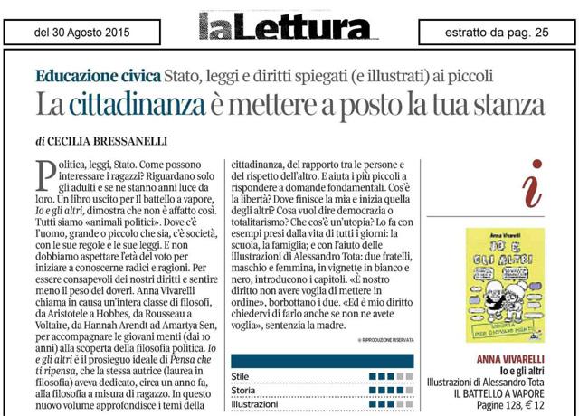 Vivarelli IOeGLIALTRI LaLettura Corriere.jpg